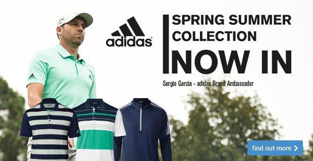 adidas Men's Spring Summer Collection